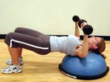 Supine Chest Press