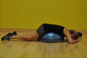 Prone Spinal Extension