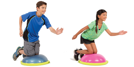 five activities for kids fun and fitness  blog  bosu